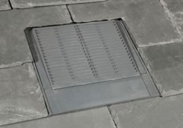 Venduct_Mini_Uni-Line_Slate_Vent_installed