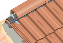 Ventilated Dry Ridge Mono System