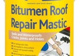 aquaseal roof repair mastic