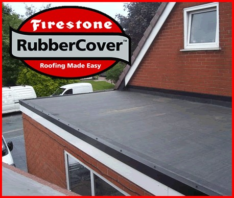 firestone rubbercover epdm membranes casey 39 s roofing. Black Bedroom Furniture Sets. Home Design Ideas