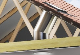 velux system rigid tube